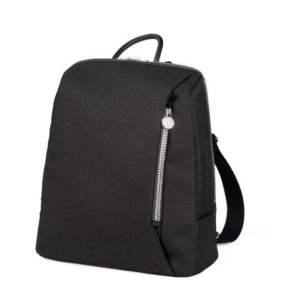 Peg Perego Backpack Black Shine Mugursoma ratiem IABO4600-MU13