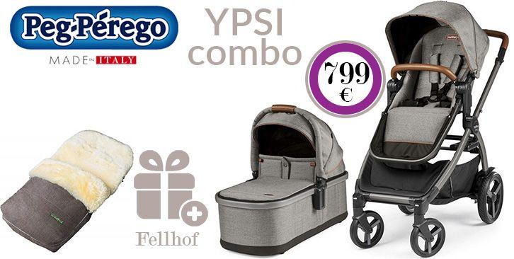 Ypsi Polo + Fellhof