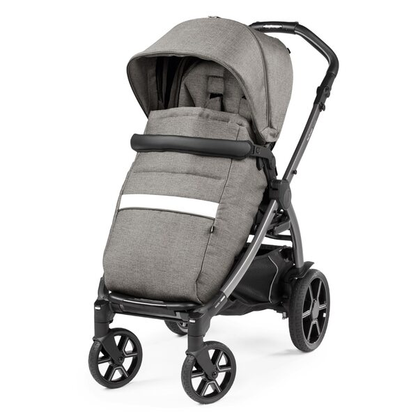 Peg Perego Book City grey Pastaigu rati