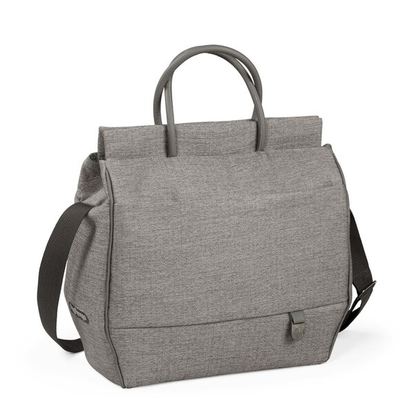 Peg Perego Borsa City grey Soma