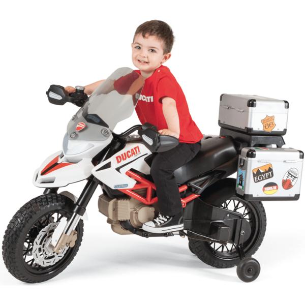 Peg Perego Ducati Enduro 12V MC0023 elektro motocikls