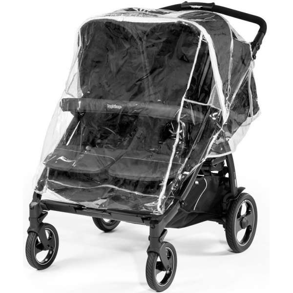 Peg Perego Rain Cover Book For Two Lietusplēve ratiem IABELV0013