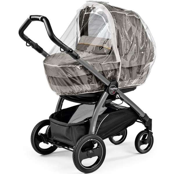 Peg Perego Rain Cover all bassinet Lietusplēve kulbai
