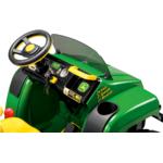 Peg Perego John Deere Gator HPX 12V Bērnu elektro traktors IGOD0060