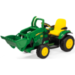 Peg Perego John Deere Ground Loader 12V OR0068 Bērnu elektro traktors