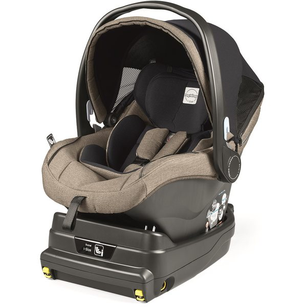 Peg Perego Primo Viaggio i-Size Luxe Ecru Autokrēsls