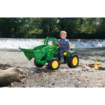 Peg Perego John Deere Ground Loader 12V Bērnu elektro traktors IGOR0068