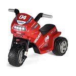 Peg Perego Ducati Mini Evo 6V Elektriskais motocikls bērniem IGMD0007