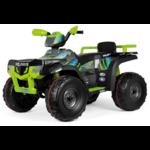 Peg Perego Polaris Sportsman 850 Lime 24V Bērnu elektro kvadracikls IGOD05330