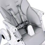 Peg Perego Prima Pappa Follow Me Ice Barošanas krēsls IH01000000BL73
