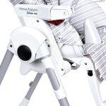 Peg Perego Prima Pappa Follow Me Linear Grey Barošanas krēsls IH01000000RIG56