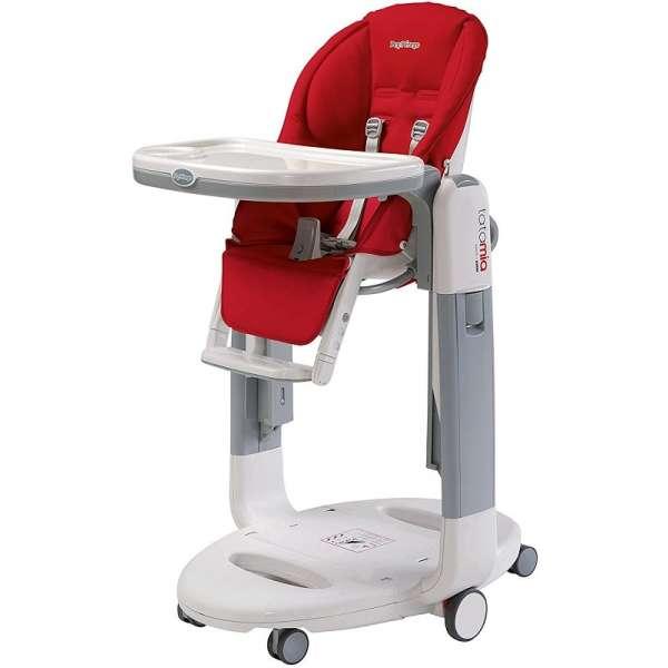 Peg Perego Tatamia Follow Me Fragola Barošanas krēsls IH02000000PL57