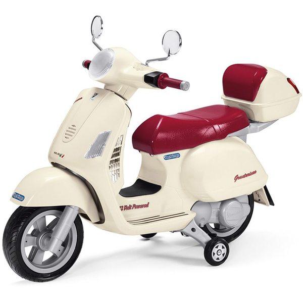 Peg Perego Vespa V12 MC0019 Bērnu elektro motorolleris