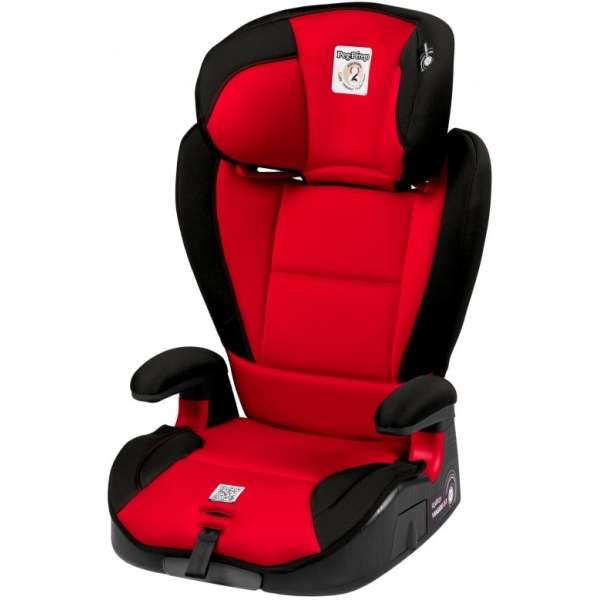 Peg Perego Viaggio 2-3 Surefix Rouge Autokrēsls 15-36kg