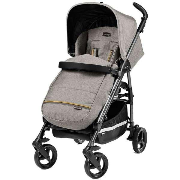 Peg Perego SI Luxe Grey Bērnu rati