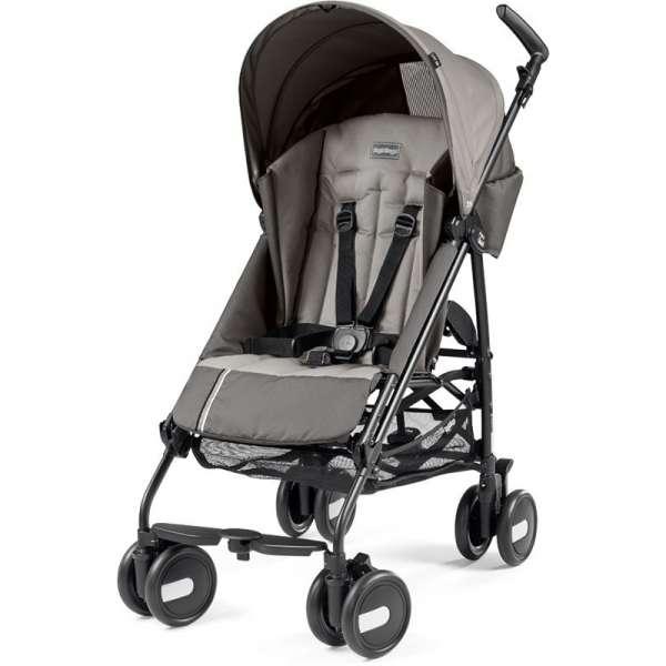Peg Perego Pliko Mini Class grey bērnu rati