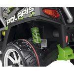 Peg Perego Polaris ranger RZR green shadow 24V OD0534 elektromobīlis
