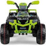 Peg Perego Polaris Sportsman 850 lime 24V OD05330 elektromobīlis