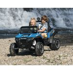 Peg Perego Polaris Ranger RZR 900 Blue 12V OD0084 Bērnu elektro mašīna
