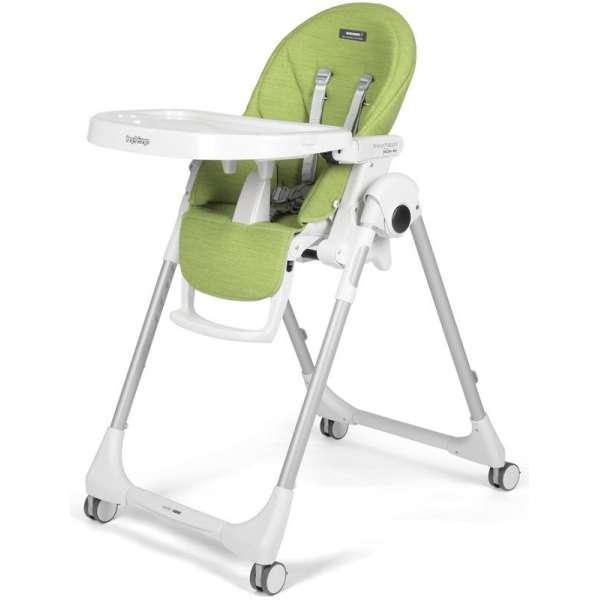 Peg Perego Prima Pappa Follow Me Wonder green Barošanas krēsls