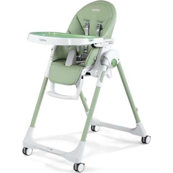 Peg Perego Prima Pappa Follow Me Mint Barošanas krēsls