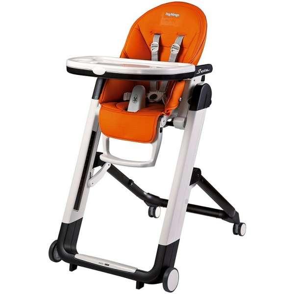 Peg Perego Siesta Follow Me Arancia Barošanas krēsls
