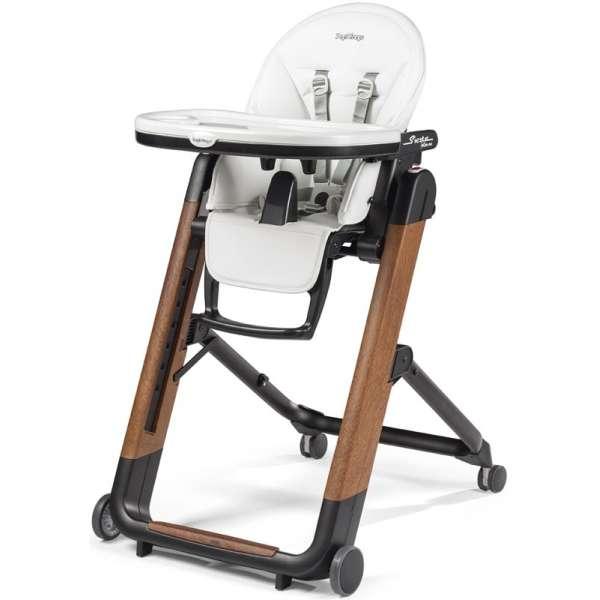Peg Perego Siesta Follow Me Ambiance Brown Barošanas krēsls
