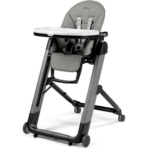 Peg Perego Siesta Follow Me Ambiance Grey Barošanas krēsls IH03000001BL73