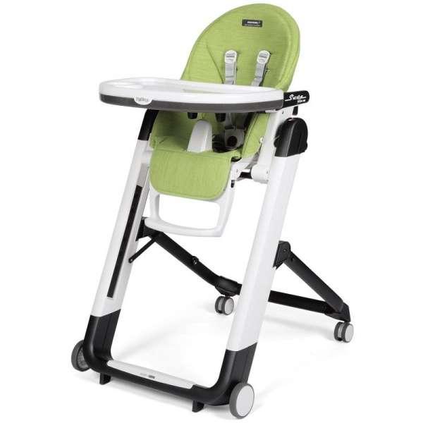 Peg Perego Siesta Follow Me Wonder green Barošanas krēsls