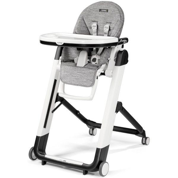 Peg Perego Siesta Follow Me Wonder grey Barošanas krēsls