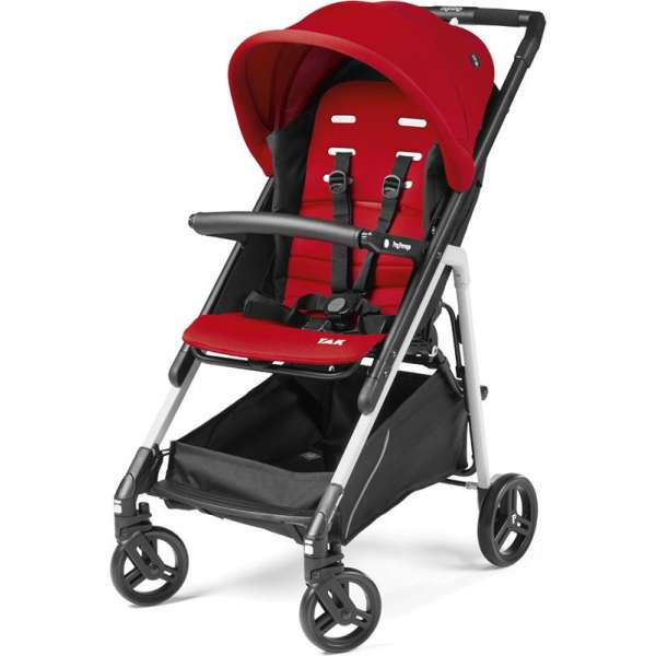 Peg Perego Tak Red Ribbon bērnu rati