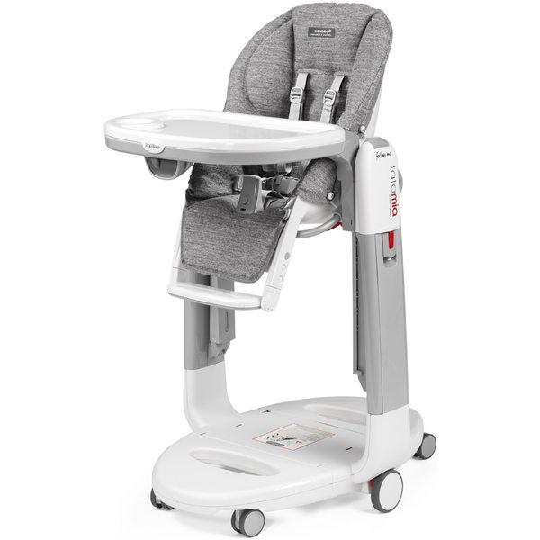 Peg Perego Tatamia Wonder grey Barošanas krēsls