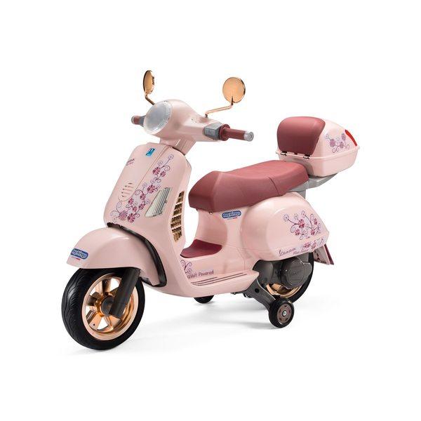 Peg Perego Vespa Mon Amour V12 MC0019 Bērnu elektro motorolleris