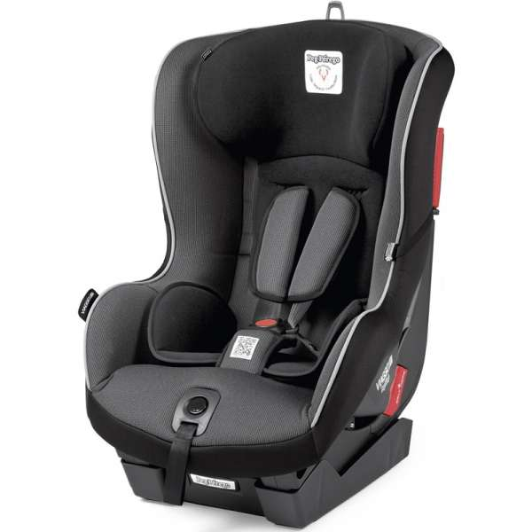Peg Perego Viaggio 1 Duo-Fix Black Autokrēsls 9-18kg