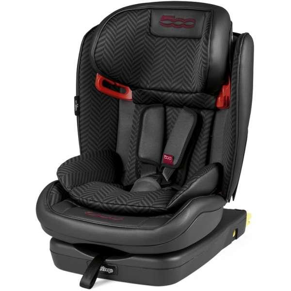 Peg Perego Viaggio 1-2-3 Via Fiat 500 Bērnu autokrēsls (9-36kg)