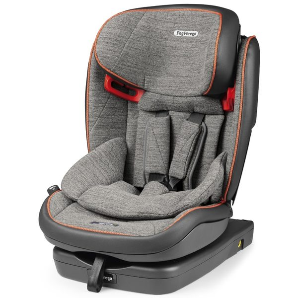 Peg Perego Viaggio 1-2-3 Via Wonder grey Bērnu autokrēsls (9-36kg)