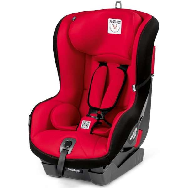 Peg Perego Viaggio 1 Duo-Fix Rouge Autokrēsls 9-18kg