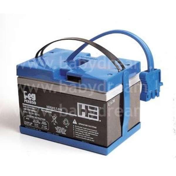 Peg Perego Baterija Elektronašīnai 12V 12AMP